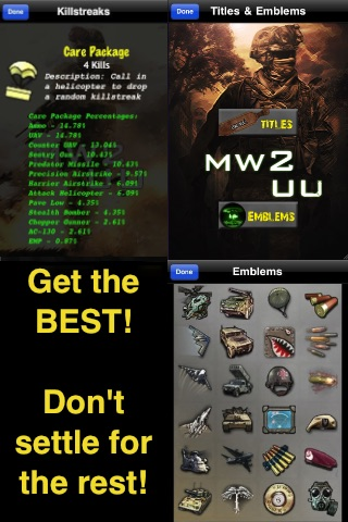 MW2 Ultimate Utility -- A Modern Reference Guide for a Warfare Based Game 2 screenshot-4