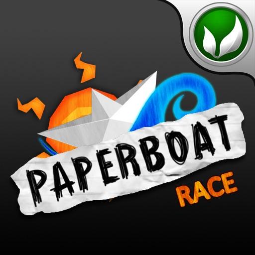 Paper Boat Race Lite