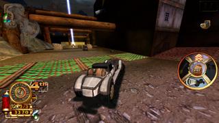 Steampunk Racing 3DCaptura de pantalla de5