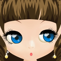 Dress Up - Dolls Salon