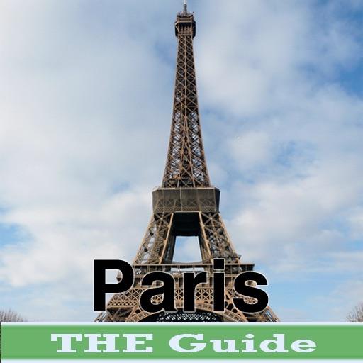 THE Guide Paris - Offline city guide & map