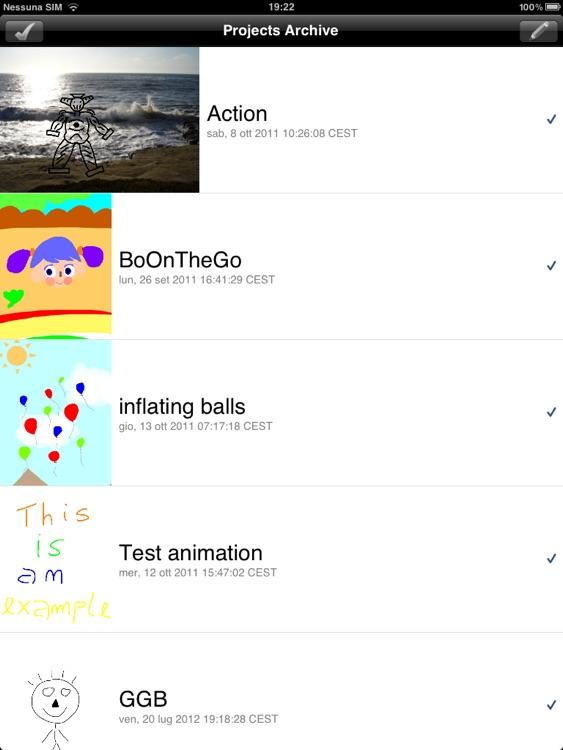 Finger Painting Animator HD screenshot-3