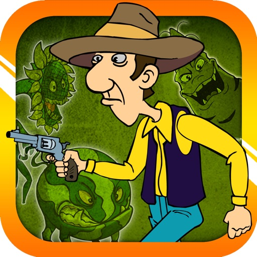 Farm Wars Wild West - Tap Attack Evil Plants & Shoot War for iPhone, iPad & iPod Touch