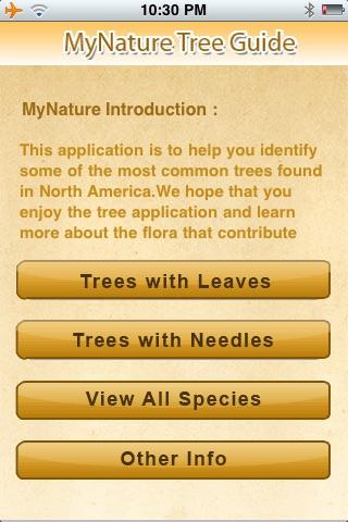 MyNature Tree Guide screenshot-4