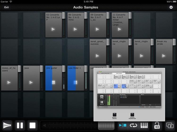 Soundboard Remote