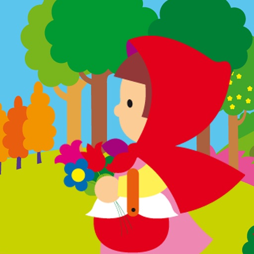 Little Red Riding Hood (Story for Kids)