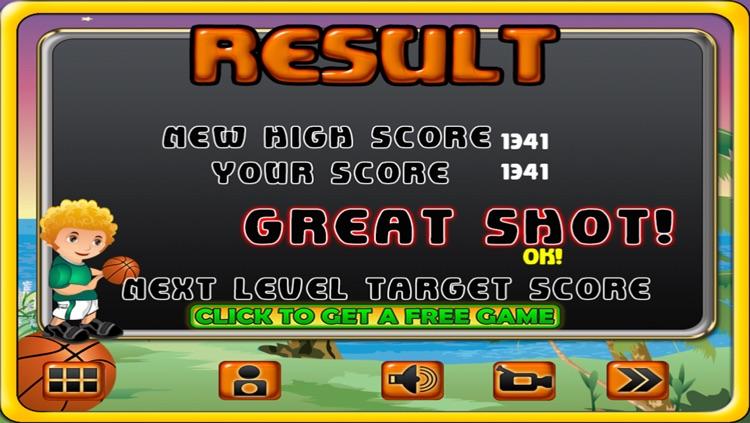 Free Throw Hero - Basketball All Star screenshot-4
