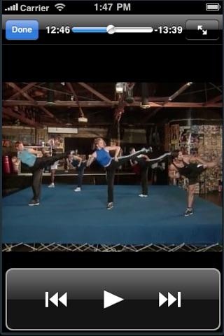 KickBoxing - Cardio Workout screenshot-3
