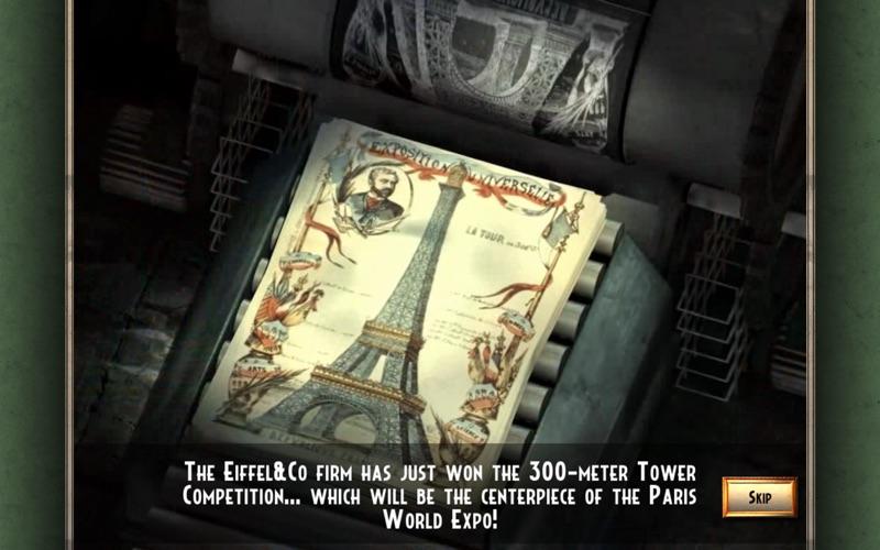 Monument Builders: Eiffel Tower™ screenshot 2