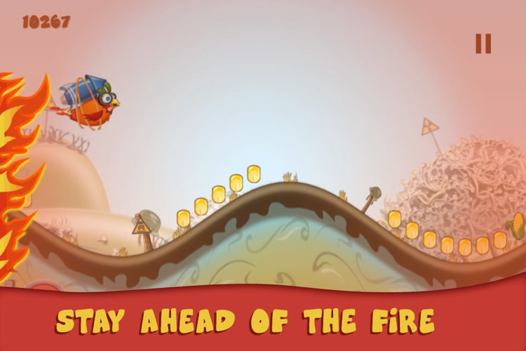 Rocket Chicken (Fly Without Wings) screenshot-4
