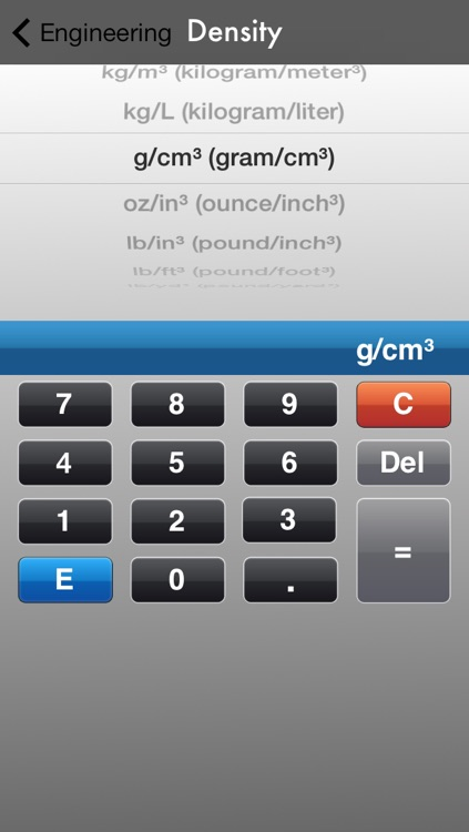 Unit Converter All-In-One for Engineering, Electric and Common Unit Conversions screenshot-3