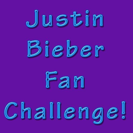 Justin Bieber Fan Challenge