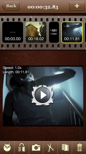 Vintagio - Vintage Video Maker Screenshot