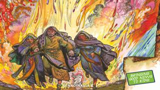 The Comic Book Bible iPhone version