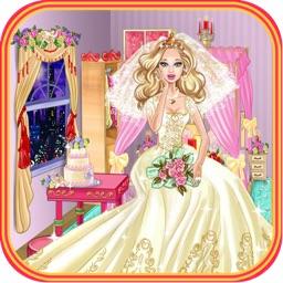 Princess Wedding Room Decoration!