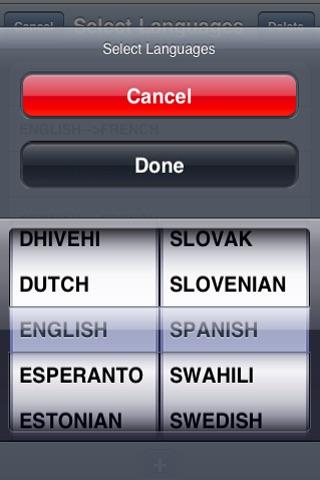 G Translate + (Client for Google Translate) screenshot-3