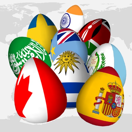 Flag Egg icon