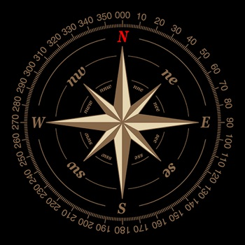 Compass With Light