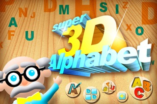 3D Alphabet Screenshot