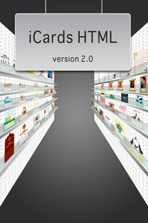 iCards HTML