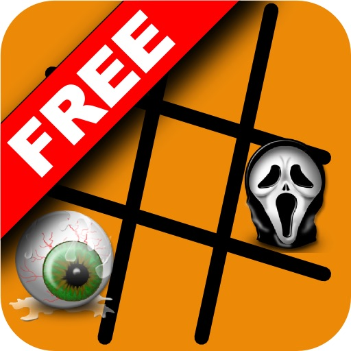 Tic Tac Halloween FREE icon