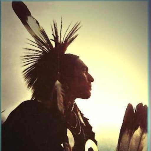 Native American Divination by August Hesse