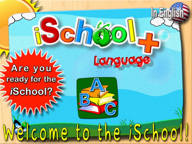 iSchool+ PRO for English