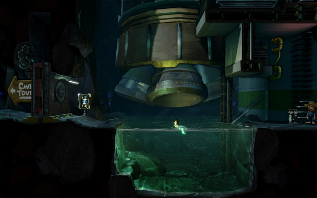 ‎The Cave Screenshot