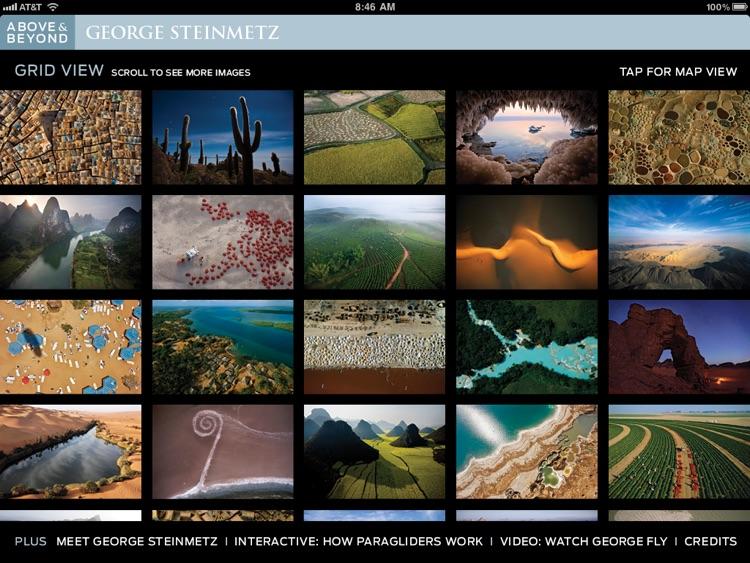 Above & Beyond: George Steinmetz