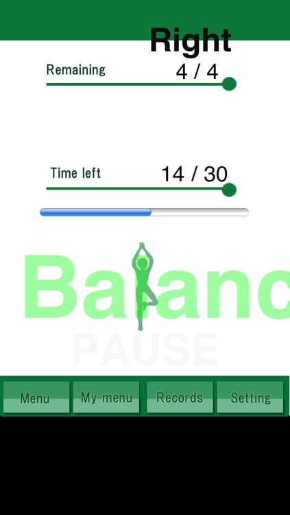Balance Training screenshot-4