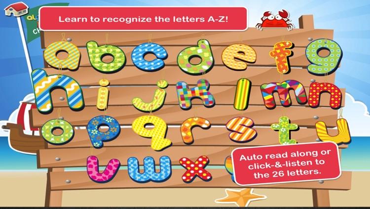 Alphabet Jumbled