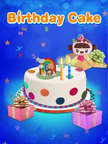 Birthday Cake! - Crazy Cooking Gameのおすすめ画像1