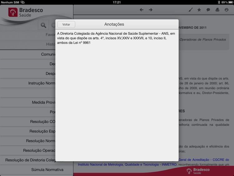 Legislação de Saúde Suplementar screenshot-4