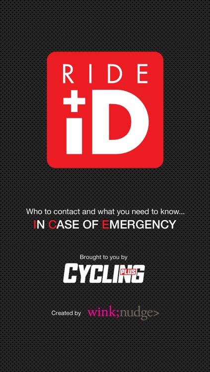 Ride ID