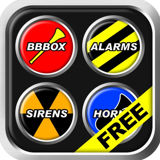 BBBox: Alarms, Sirens & Horns Free (by Big Button Box)