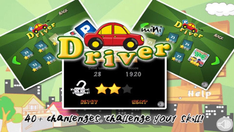 Driver Mini - Best Mania Cool & Fun Car Parking Game