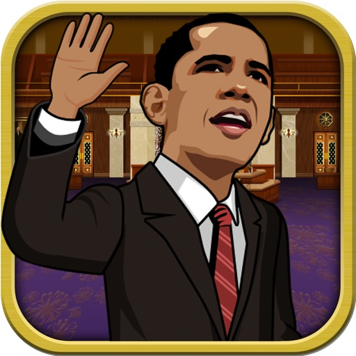 Fiscal Cliff Challenge - Obama vs Politicans Runner Game