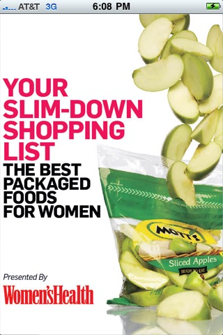 Slim Down Shopping List