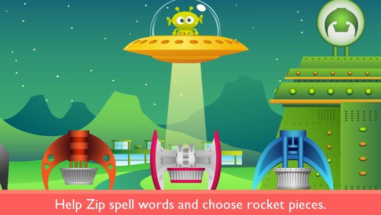 Rocket Speller