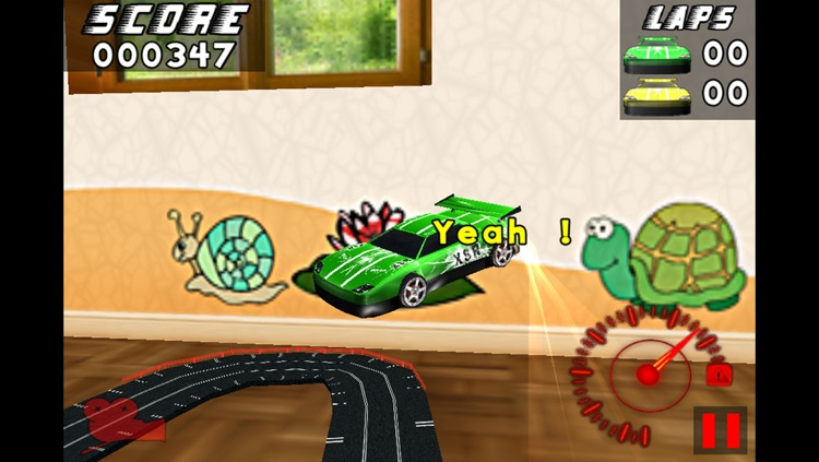 eXtremeSlotRacing Free screenshot-3
