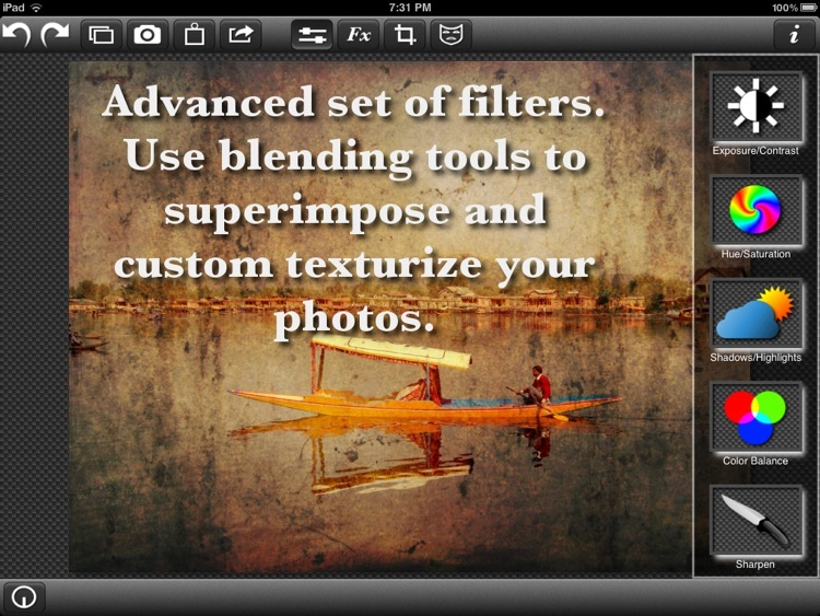 PhotoWizard-HD Photo Editor screenshot-3