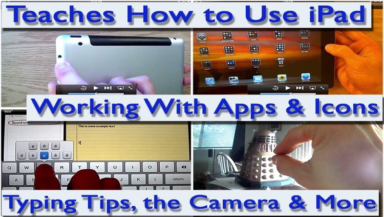 Video Tips for iPad - Help by Worth Godwin screenshot-3