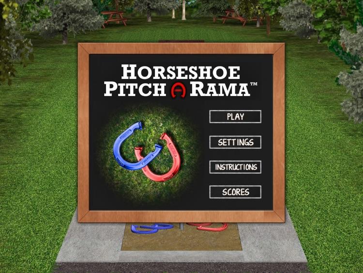 Horseshoe Pitch-A-Rama