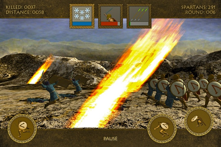480 BC: Spartans screenshot-0