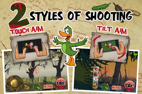 Zombie Duck Hunt 2 screenshot-2