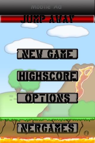 Jump Away -  An awesome addictive PapiJump remake! screenshot-3