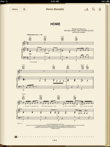 Home By Michael Bubl Amy Foster Gillies Alan Chang Blake