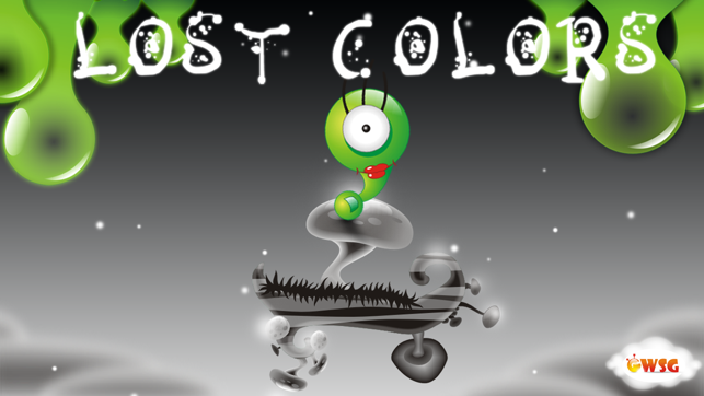 ‎Lost Colors: world of monsters Screenshot