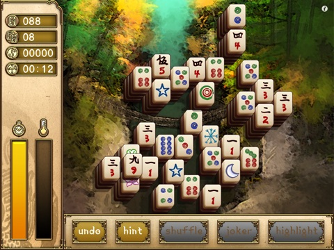 Игра Mahjong Elements HD