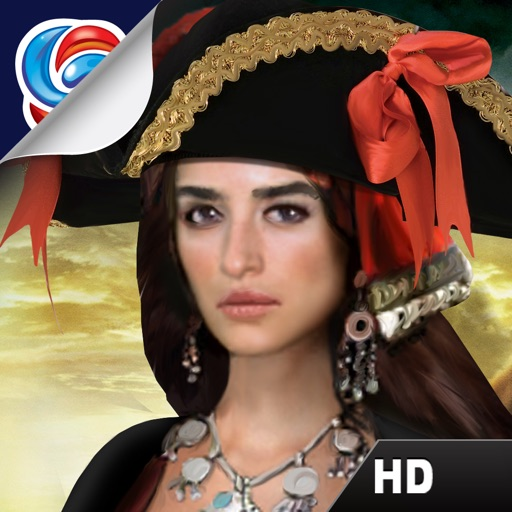 Pirate Adventures HD: hidden object game icon